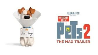 The Secret Life Of Pets 2 - The Max Trailer HD