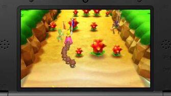 Nintendo 3DS - Mario Party Island Tour Teaser Trailer