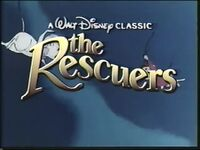 The Rescuers (1992)
