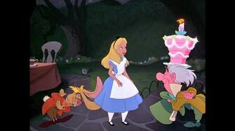 Alice In Wonderland 60th Anniversary Special Edition on Blu-ray and DVD