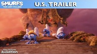 SMURFS THE LOST VILLAGE - Official U.S. Trailer