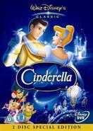 Cinderella Special Edition UK DVD