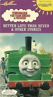 Better Late Than Never and Other Stories (VHS)