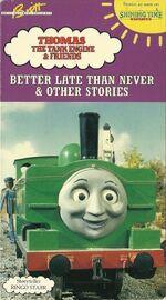 BetterLateThanNever VHS