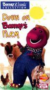 Down on Barney's Farm (VHS)