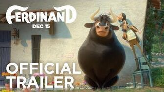 Ferdinand Official Trailer HD 20th Century FOX