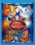 The Aristocats (2012 Special Edition)