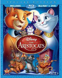 Aristocats bluray