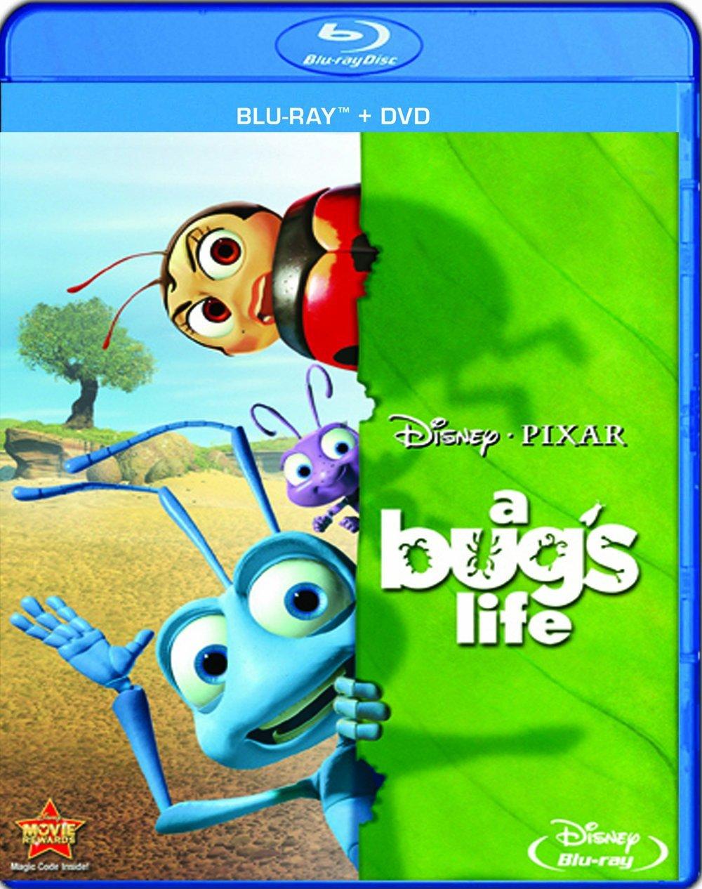 A Bug's Life (Blu-ray) | Twilight Sparkle's Media Library