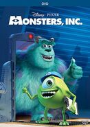 Monstersinc 2013dvd