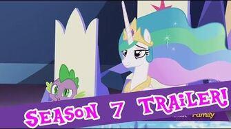 My Little Pony Season 7 Teaser Trailer 5!