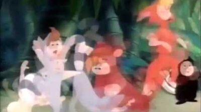Peter Pan 1990 VHS Trailer