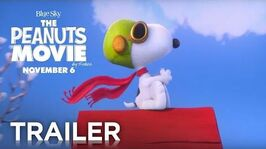 The Peanuts Movie Teaser HD FOX Family