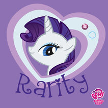 My Little Pony Friendship Is Magic, Rarity