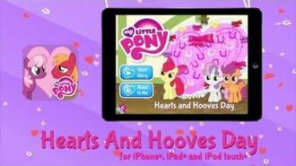 My Little Pony Hearts and Hooves Day - iOS App Trailer