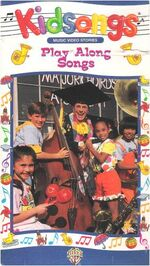 Kidsongs1995 playalongsongs