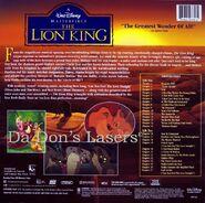 Lionking back