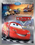 Cars bluray3d