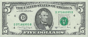 $5-D (1994)