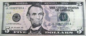 $5-L (2011)