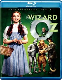 The Wizard of Oz 2010 Blu-ray