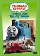 ThomasandtheJetEngine DVD