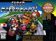 Super Mario Kart (Player's Choice)