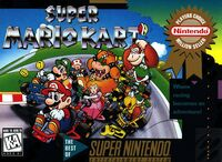 Super Mario Kart (Player's Choice)
