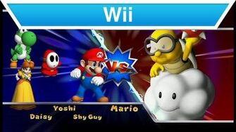 Wii - Mario Party 9 Trailer