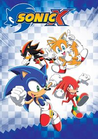 Sonic X Complete Seasons 1-2 DVD