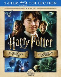 Harry Potter Years 1-2 2018 Blu-ray