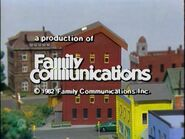 1982 Family Communications Logo