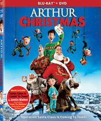 Arthurchristmas bluray