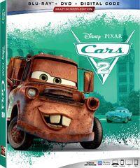Cars 2 2019 Blu-ray