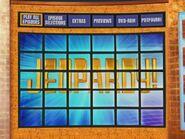 Jeopardy mainmenu