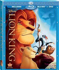 Lionking bluray