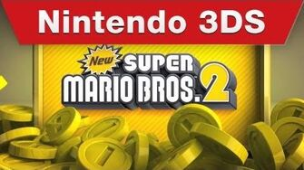 Nintendo 3DS - New Super Mario Bros