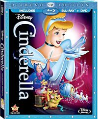 Cinderella bluray