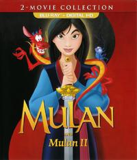 Mulan 2017bluray