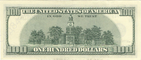 $100 (1996 Reverse)