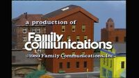 1989 Family Communications Logo
