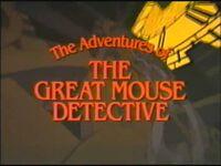 The Adventures of the Great Mouse Detective (1992)