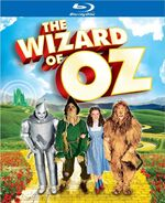 The Wizard of Oz 2013 Blu-ray