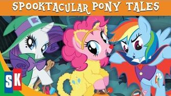 Official Trailer - My LIttle Pony Spooktacular Pony Tales