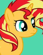 Sunset Shimmer (Pony)