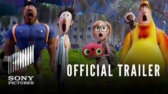 Cloudy With a Chance of Meatballs 2 - Official Trailer 2 - In Theaters 9 27