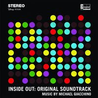 Inside Out Soundtrack CD