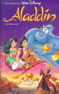 Aladdin spanishvhs