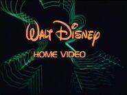 Walt Disney Home Video (1981)
