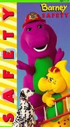 Barneysafety vhs
